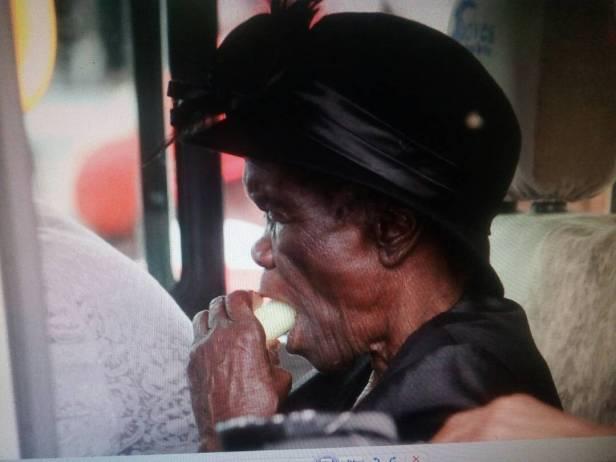 Gogo Tsvangirai avoo
